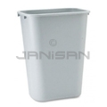 Rubbermaid 29578 Wastebasket, Large - 41 1/4 U.S. Quart Capacity - Gray in Color