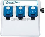 Hydro Systems 3556AG AccuMax Three Product Dispenser with (1) 1 GPM and (2) 3.5 GPM AirGap Eductor