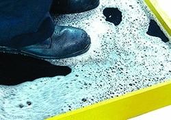 Disinfectant Boot Bath Mat Janisan