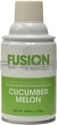 Fresh Products Fusion Metered Air Freshener Refills - 1 case of 12 cans - 6.25 oz can - Cucumber Melon