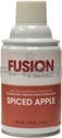 Fresh Products Fusion Metered Air Freshener Refills - 1 case of 12 cans - 6.25 oz can - Spiced Apple